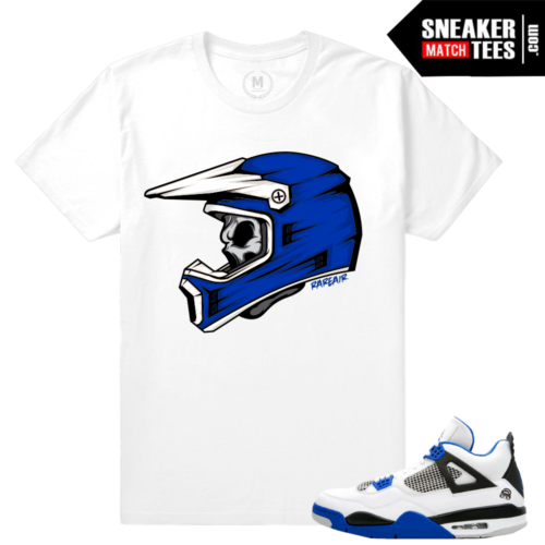 Air Jordan 4 Motorsport T shirt