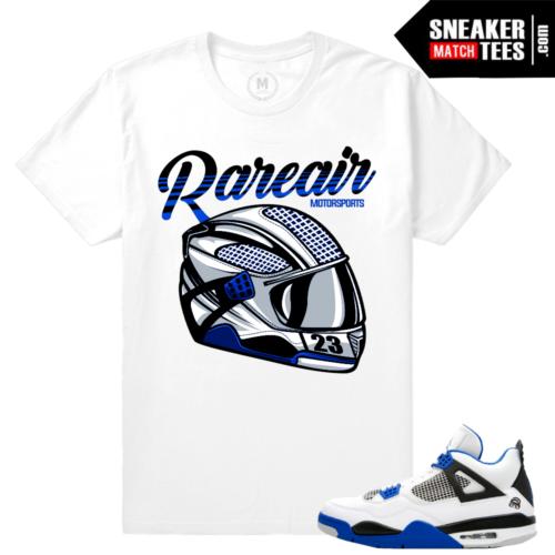 Air Jordan 4 Motorsports Sneaker tees shirt