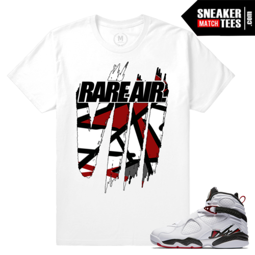 Air Jordan 8 Alternate Sneaker Match Tee
