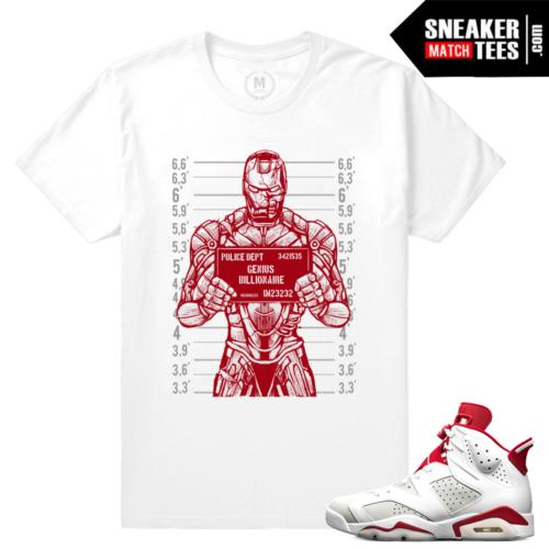 Alternate 6 Jordan Match T shirt