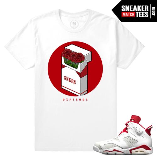 Match Air Jordan 6 Alternate