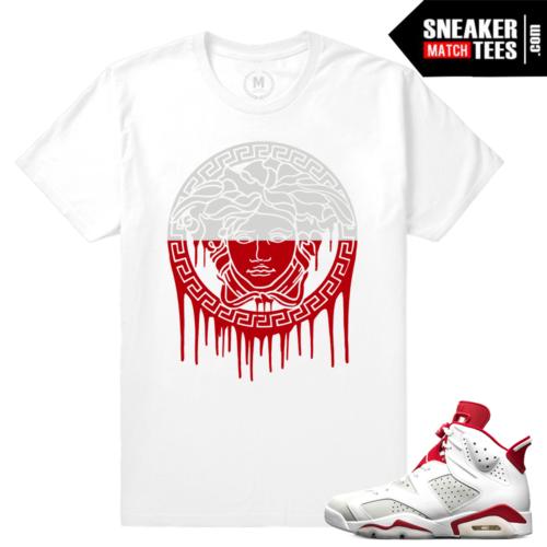 Sneaker Match Shirt Jordan 6 Alternate