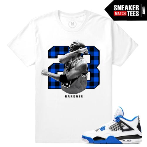 Sneaker tee shirt Motorsport 4s