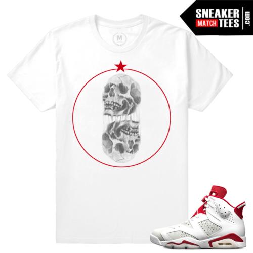 Sneaker tees Jordan 6 Alternate