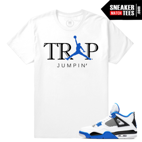 T shirt Air Jordan 4 Motorsport