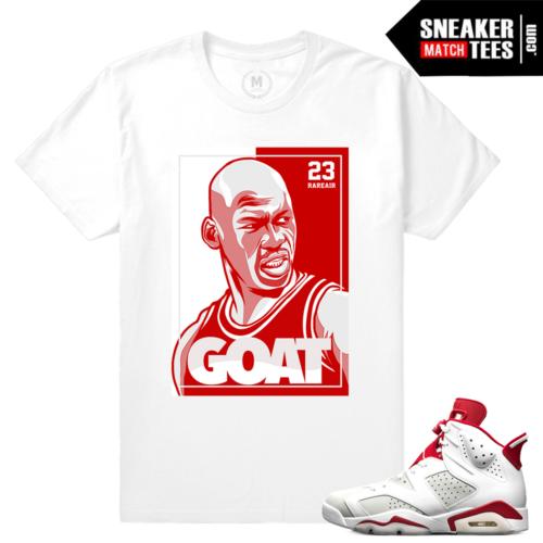 T shirts Alternate 6 Jordan Match