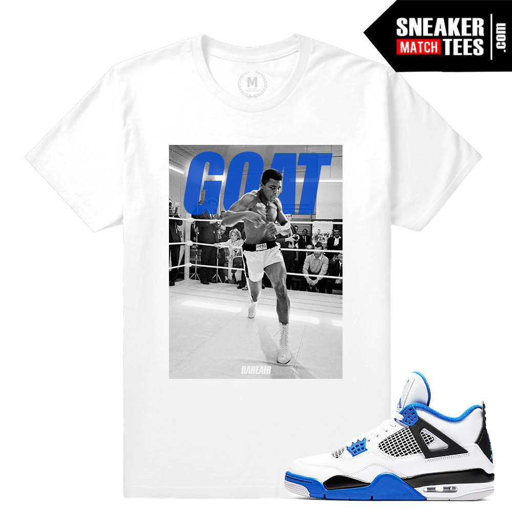 T shirts Motorsport 4s Retro Jordans   Sneaker Match Tees ...