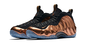 Nike Foamposite Copper Release Date April 20