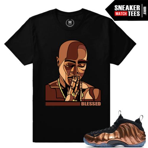Match Nike Copper Foams t shirt