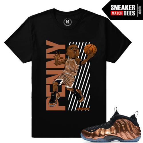 Nike Foams Copper t shirt Match