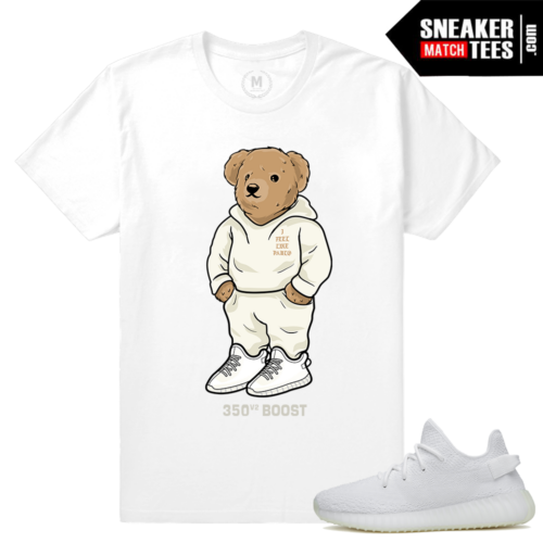 Shirts Match Yeezy Boost Triple White