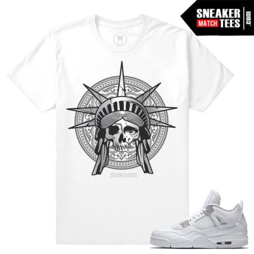Pure Money 4s Tee Shirt