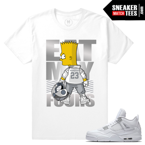 Pure Money T shirts Jordan 4