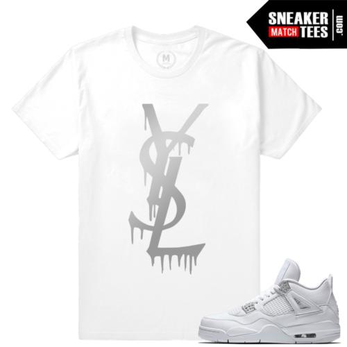 Shirts Pure Money 4 Jordan Retros