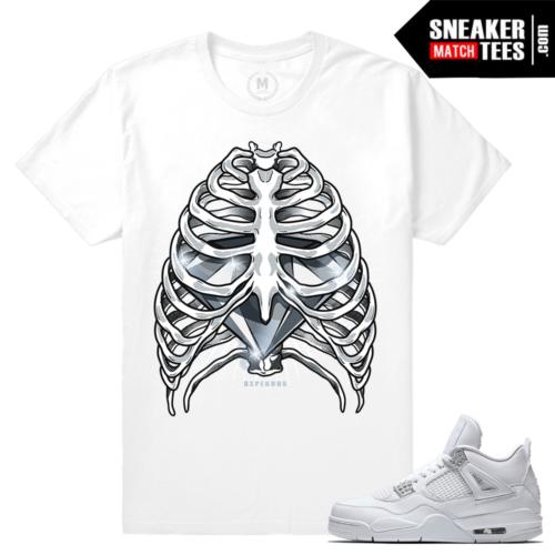 Shirts Pure Money Jordan 4s