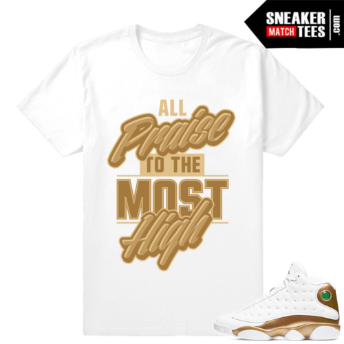 AJ13 DMP Shirts to Match