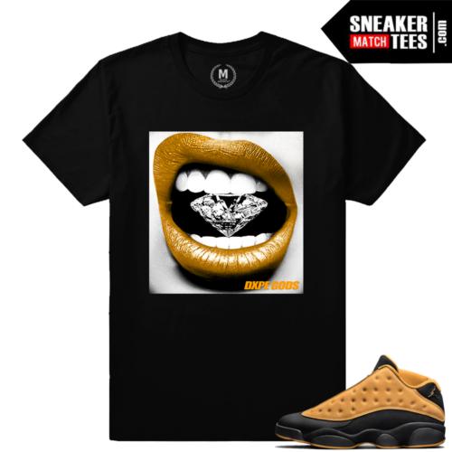 Air Jordan 13 Chutney Matching clothing