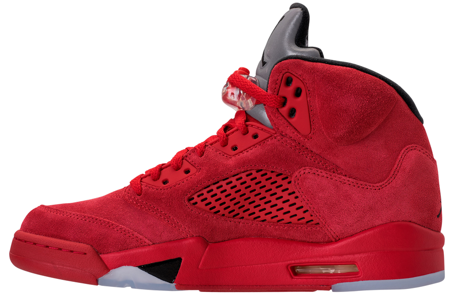 brand new b96e6 f560f Jordan 5 Red Suede Shirts to match -Sneakermatchtees.com