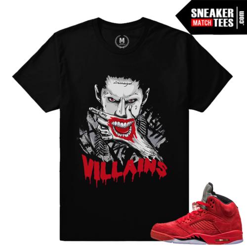 Air Jordan 5 Sneaker tee shirt