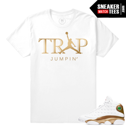 Air Jordan DMP 13 14 T shirts to Match