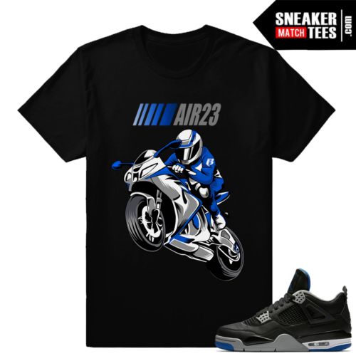 Alternate Motorsport 4 T-shirt Match Jordans