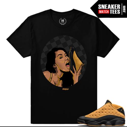 Chutney 13 Air Jordan t shirt Match