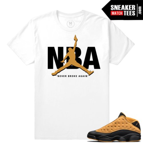 Chutney 13s Sneaker Match T shirts