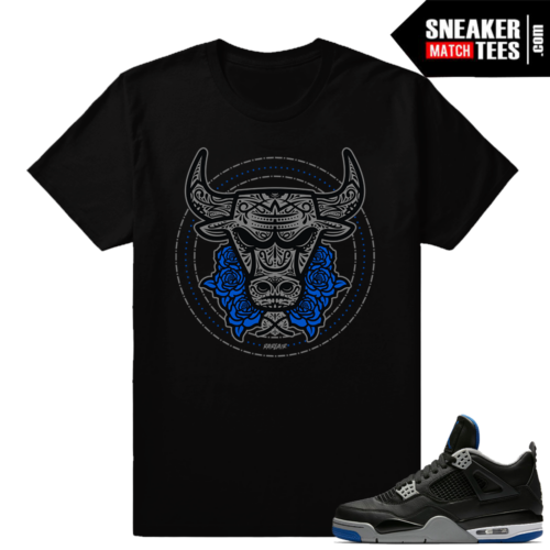 Clothing t shirts to match Jordan 4 Alternate Motorsport Black