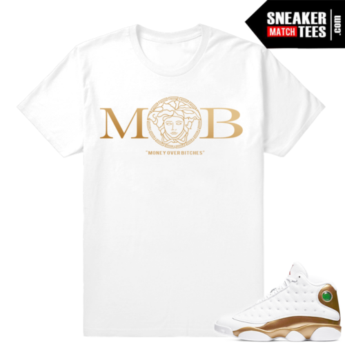 DMP Pack 13 14 Sneaker tees to Match