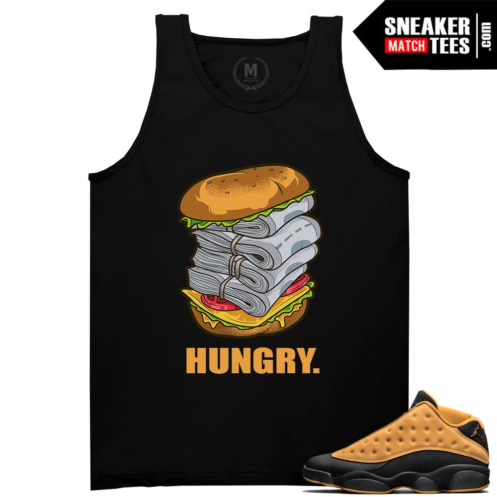 outlet store 5c370 baec2 ... Jordan 13 Chutney T shirts nike air air ...