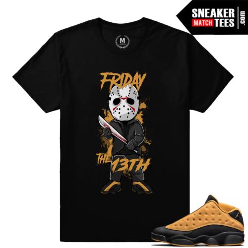 Jordan 13 Chutney matching shirts