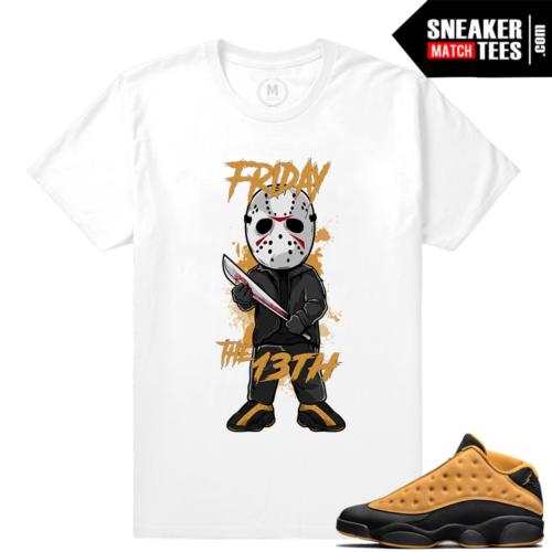 Jordan 13 Chutney matching t shirt