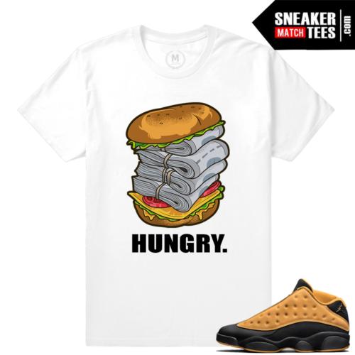 Jordan 13 Chutney shirts