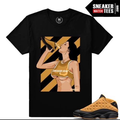 Jordan 13 Chutney tee shirts match