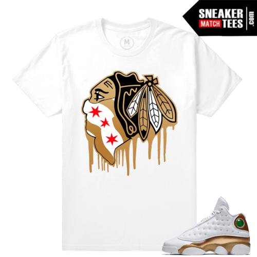Jordan 13 Matching DMP pack shirts
