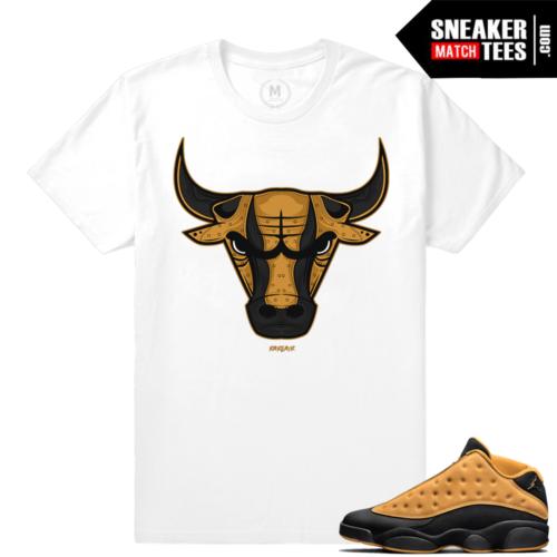 Jordan 13s Chutney Tee Shirts