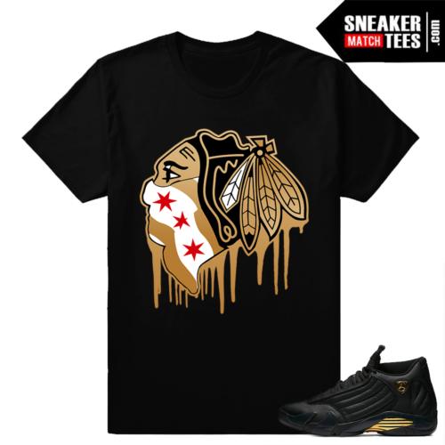 Jordan 14 DMP pack Matching Tee Shirts