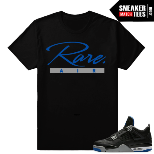 Jordan 4 Alternate Motorsport T-shirt Matching Clothing