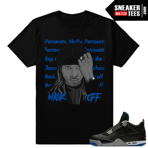 Jordan 4 Motorsport Away Mask off T-shirt