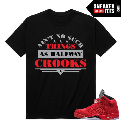 Jordan 5 Retro Sneaker tees