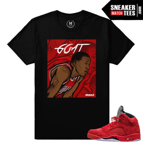 Jordan 5 shirts