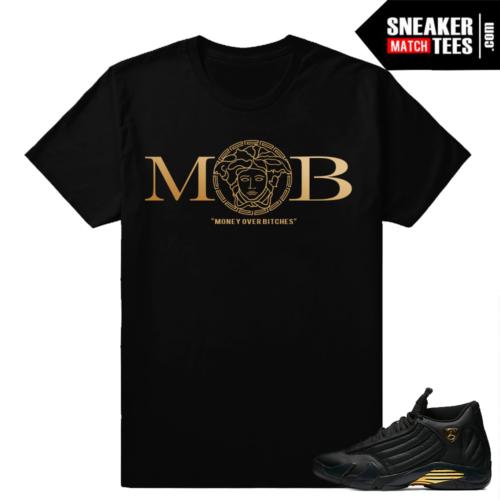 Jordan DMP 13 14 Sneaker Tshirts to match