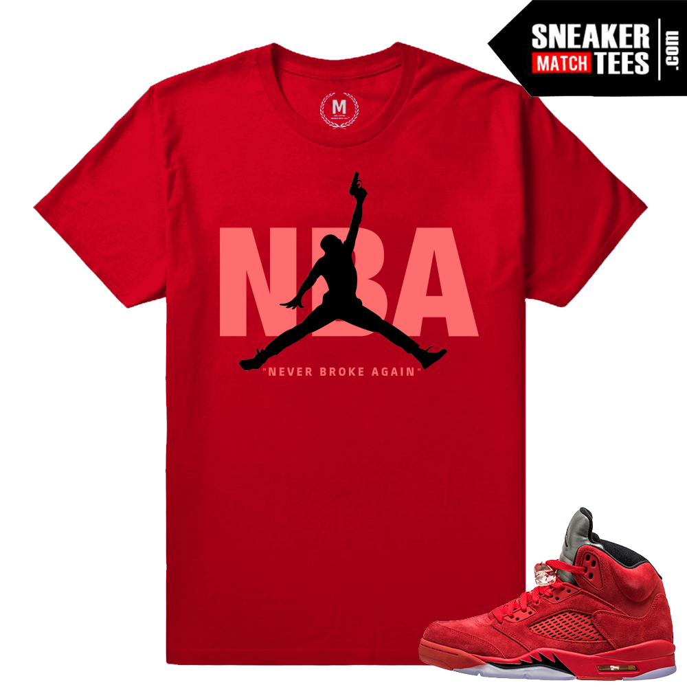 Jordan shirts Retro 5s - Sneakermatchtees.com