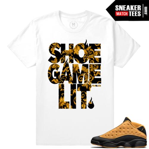 Jordan t shirt Match Chutney 13