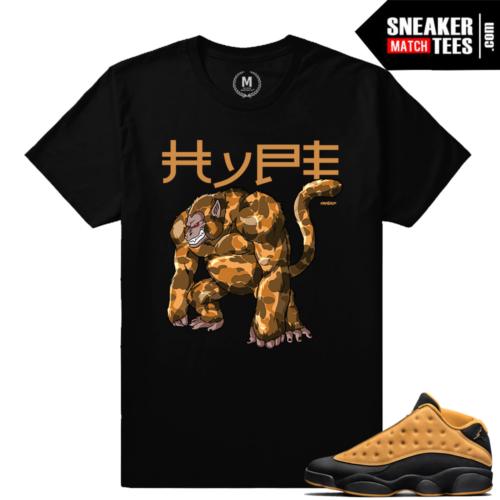 Shirts matching Chutney 13s Jordans