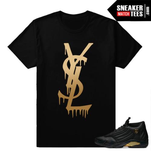Shirts to match DMP Pack Jordan 14