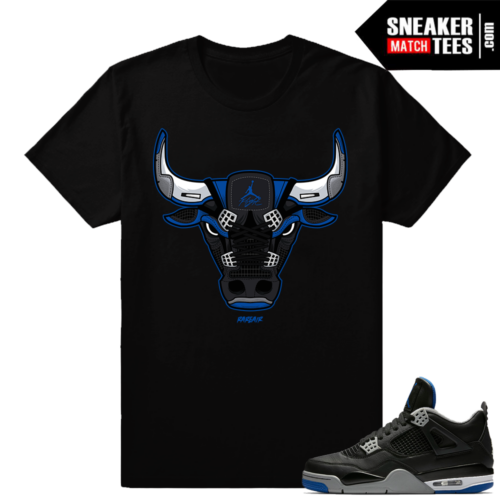Shirts to match Jordan 4 Motorsport Alternate