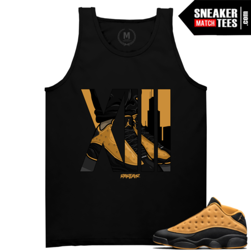 Sneaker Tees Jordan 13 Chutney