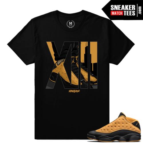 Sneaker tees Shirts Chutney 13s