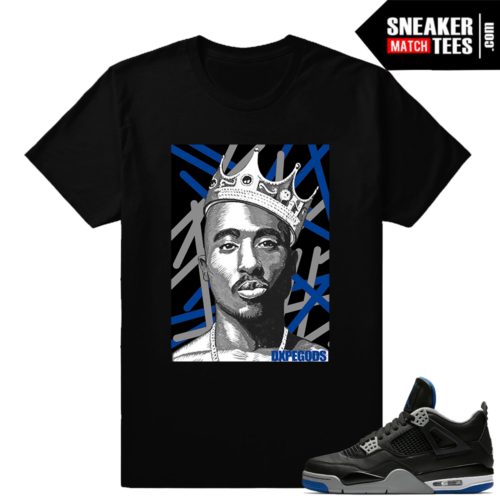 T shirt Outfit to match Jordan 4 Motorsport Alternate